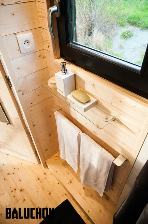 Bathroom - Essen'Ciel by Baluchon