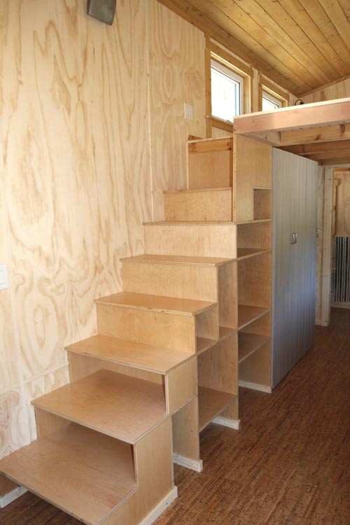 Storage Stairs - ET by SimBLISSity