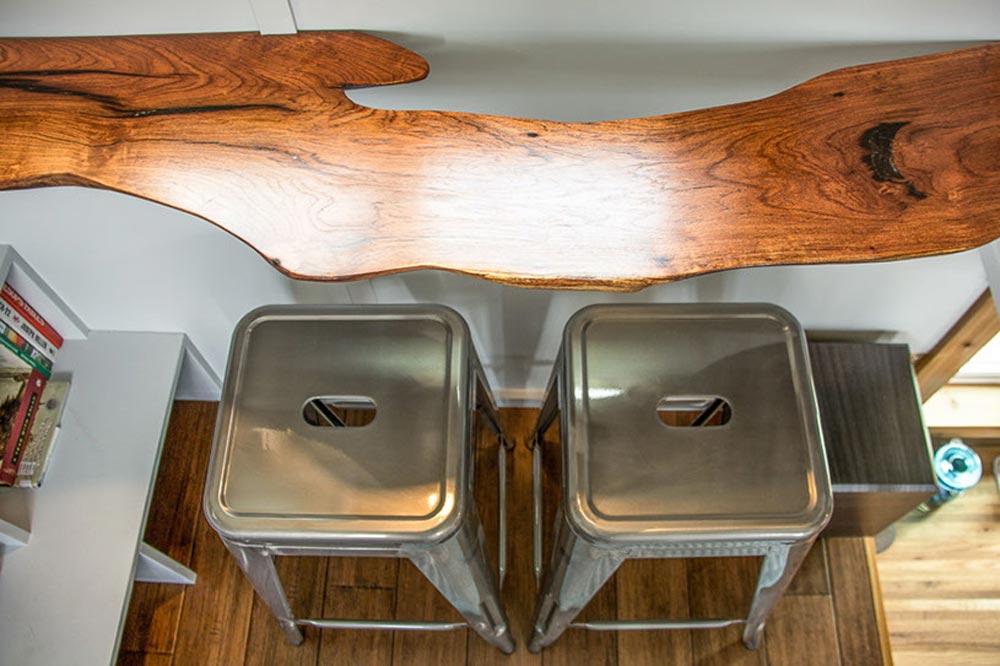 Bar Top & Stools - Homestead by Raw Design Creative