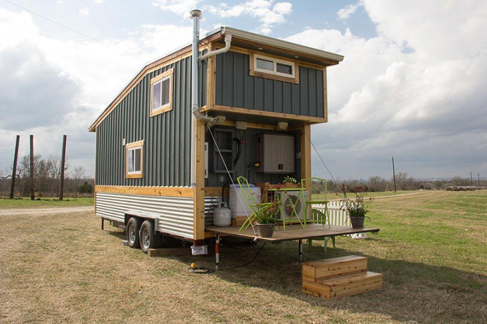 20' Tiny House - Homestead by Raw Design Creative