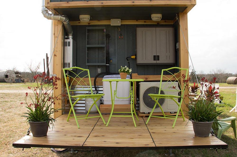 Draw Bridge Back Deck - Homestead by Raw Design Creative