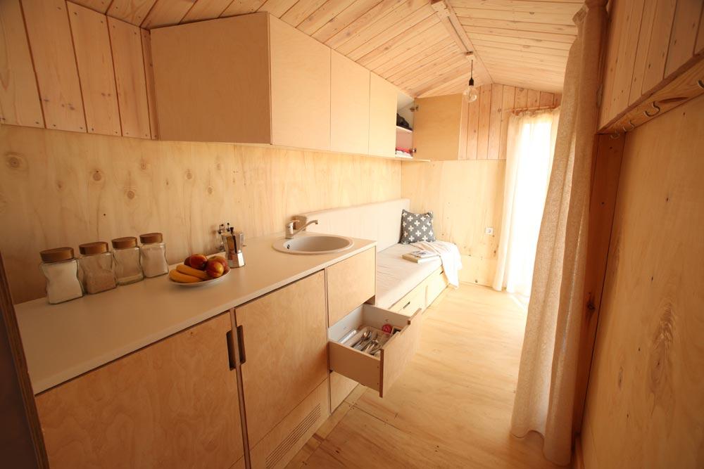 Kitchen - Koleliba by Hristina Hristova