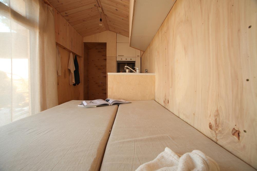 Pull Out Bed - Koleliba by Hristina Hristova