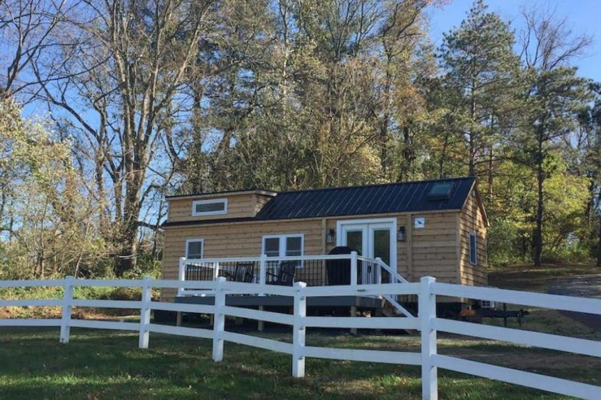 Modern Farmhouse Take Three By Liberation Tiny Homes