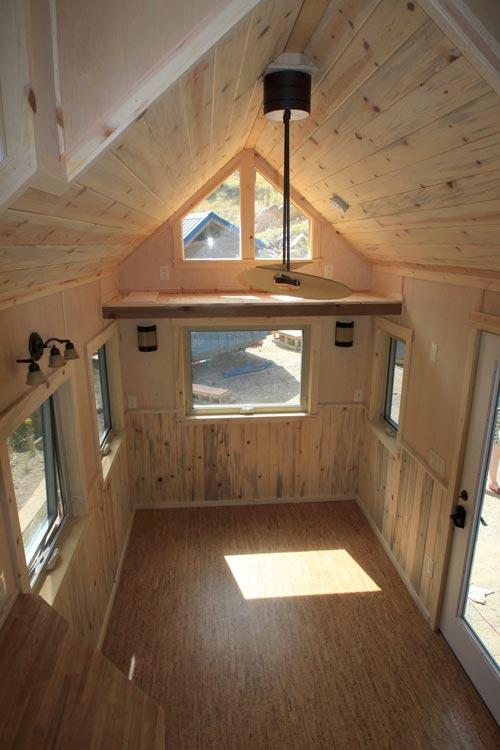 Living Room & Storage Loft - Monarch by SimBLISSity