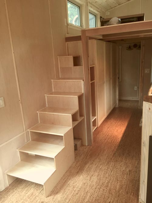 Cork Flooring - Monarch by SimBLISSity