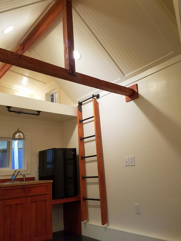 Loft Ladder - Reagan by Maximus Extreme Living Solutions