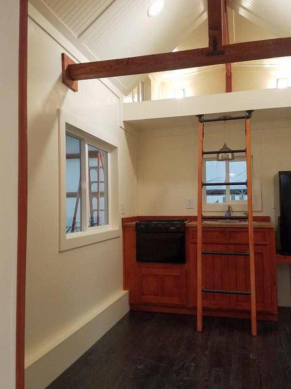 Loft & Kitchen - Reagan by Maximus Extreme Living Solutions