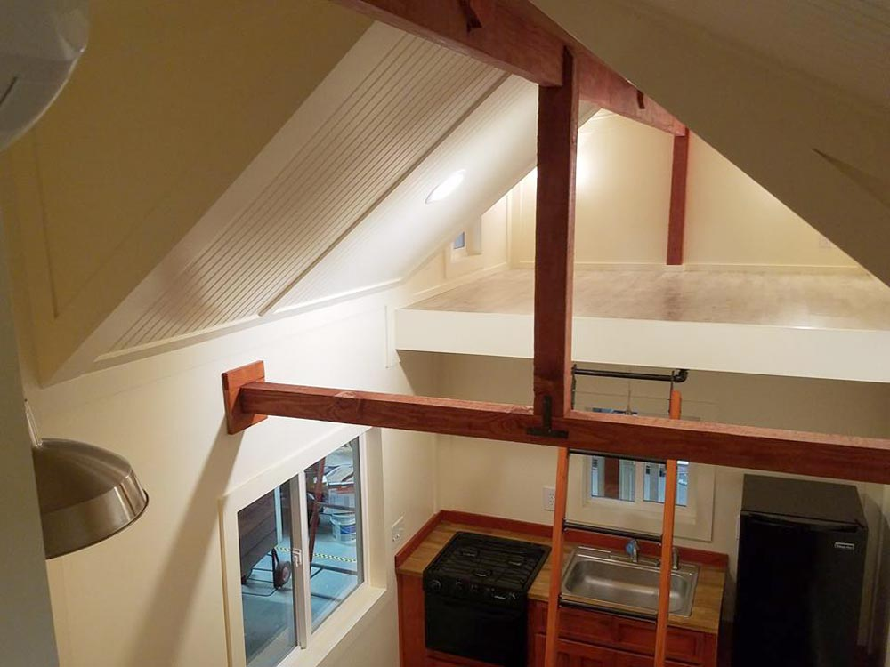 Open Beams - Reagan by Maximus Extreme Living Solutions