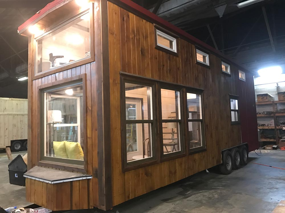 30' Tiny House - Riversong Lodge by Incredible Tiny Homes