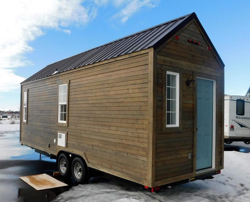 Little Shack Out Back by Tiny Idahomes