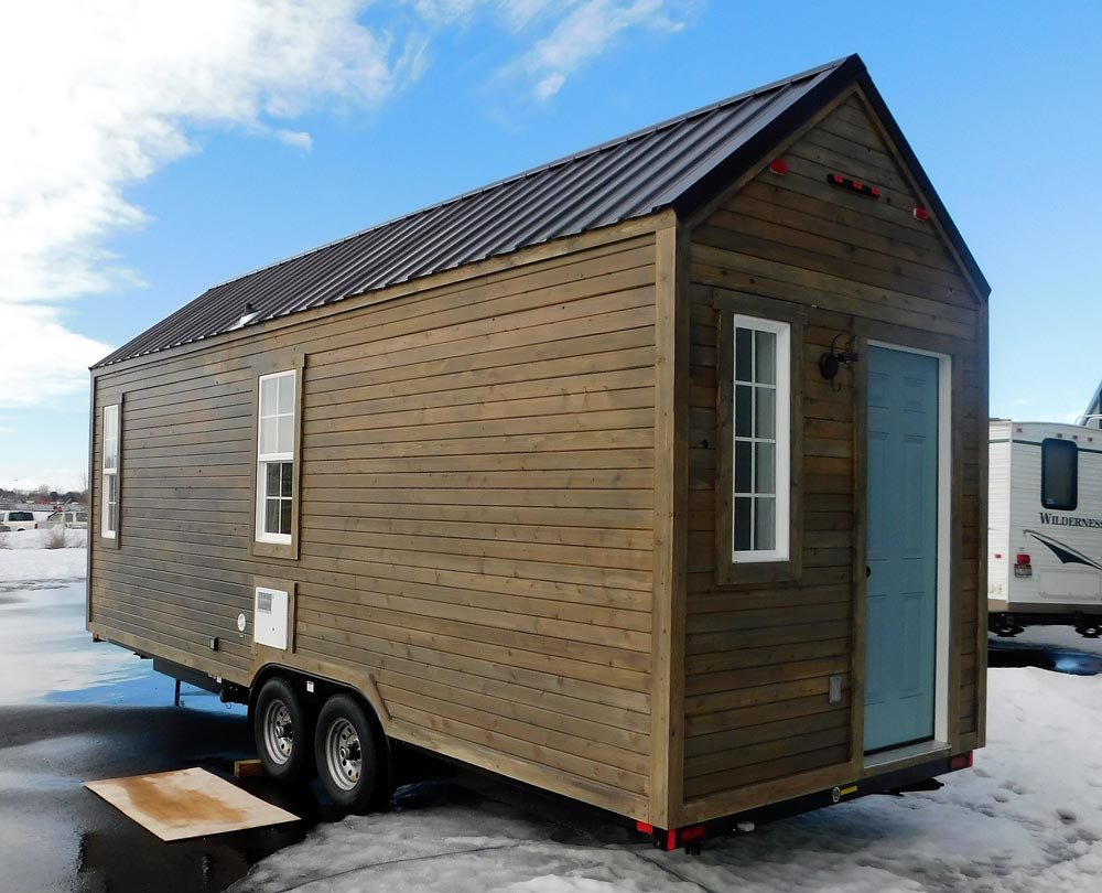 Little Shack Out Back By Tiny Idahomes Tiny Living