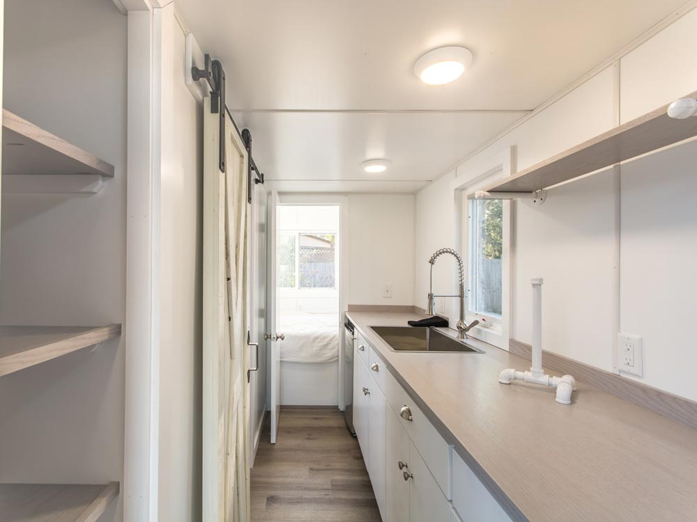 Kitchen - Aqua Oasis by Modern Tiny Living