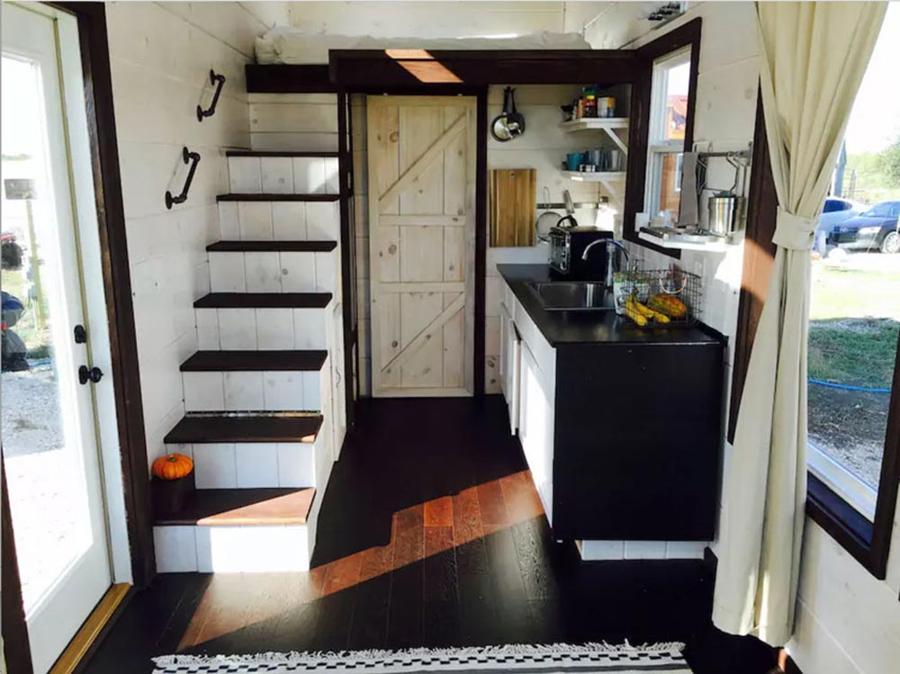 Tiny House Interior - Texas Style by Incredible Tiny Homes