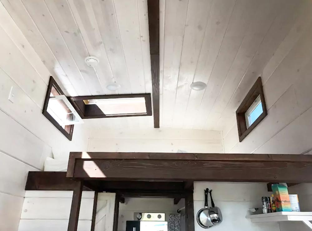 Ceiling Detail - Texas Style by Incredible Tiny Homes