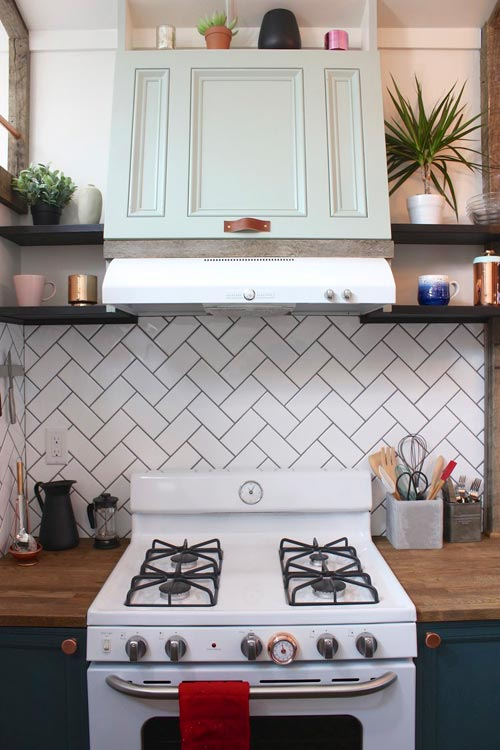 Tile Backsplash - Urban Craftsman by Handcrafted Movement