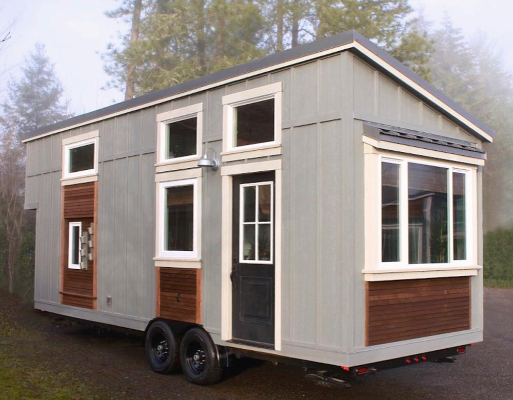 Artisan Tiny House - Urban Craftsman by Handcrafted Movement