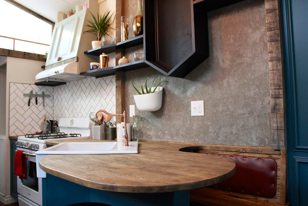 Oak Countertops - Urban Craftsman by Handcrafted Movement