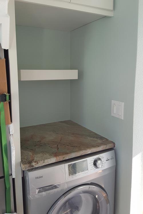 Washer/Dryer Combo - Abott by Cornerstone Tiny Homes