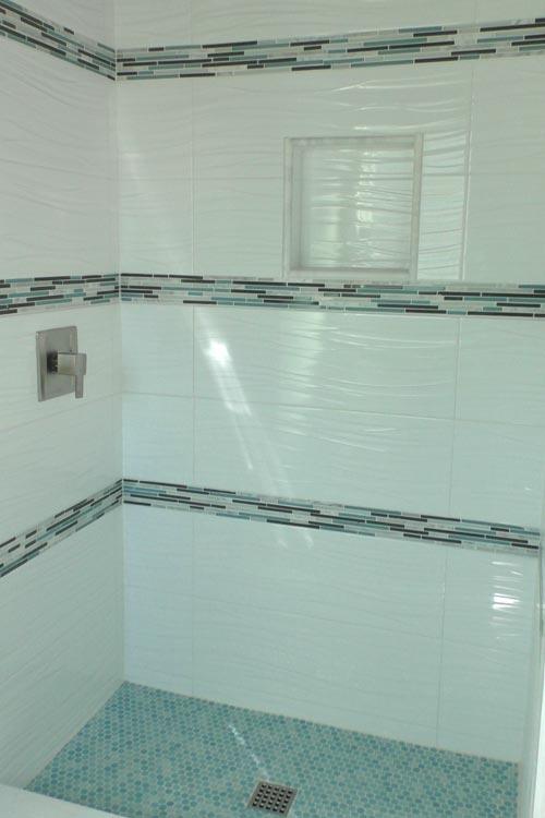 Shower Stall - Abott by Cornerstone Tiny Homes