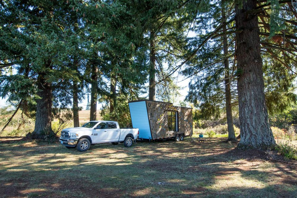 28' Tiny House - Tiny Adventure Home by Tiny Heirloom