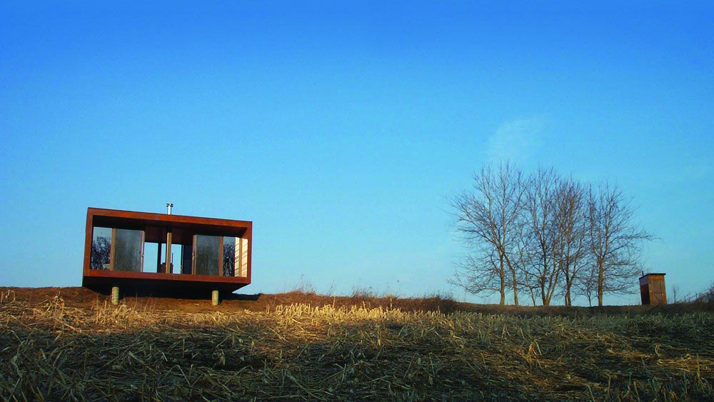 Off-Grid Tiny House - Arado weeHouse by Alchemy Architects