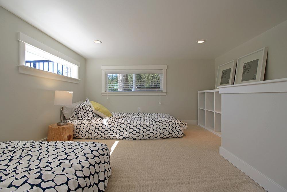 Optional Bedroom Loft - Bellevue by West Coast Homes