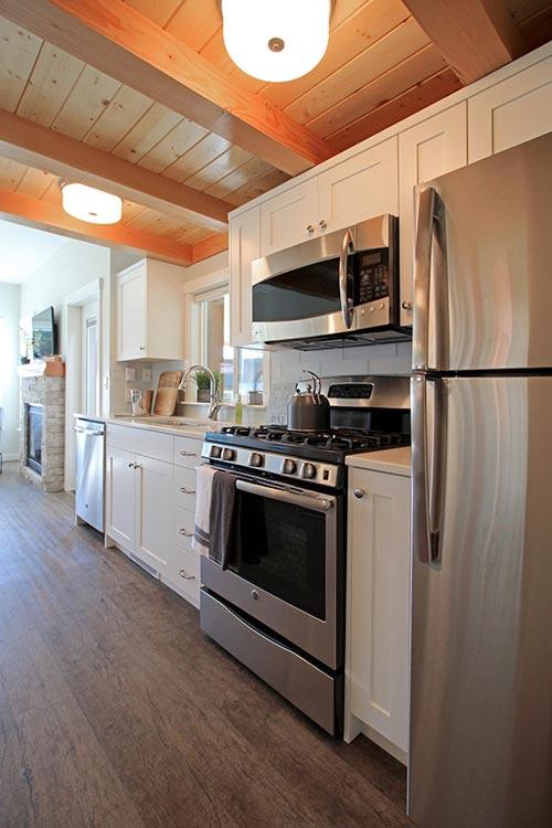 Range and Refrigerator - Bellevue by West Coast Homes