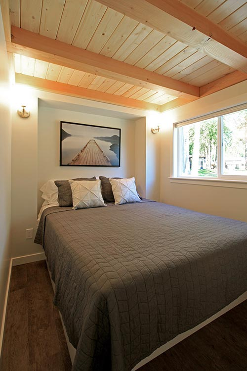 Main Floor Bedroom - Bellevue by West Coast Homes