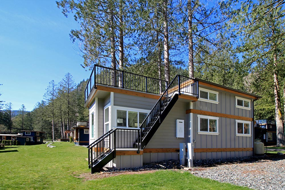 Park Model Tiny House - Bellevue by West Coast Homes