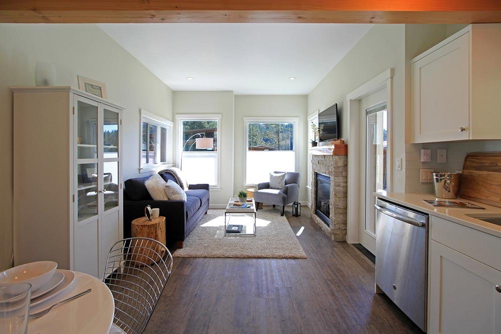 Living Room - Bellevue by West Coast Homes