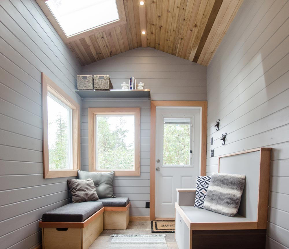 Craftsman Cabin - Blue Heron by Rewild Homes