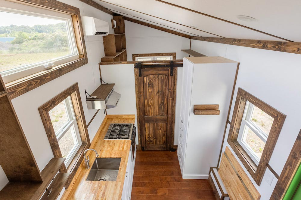 Kitchen - Borough by Tiny House Chattanooga