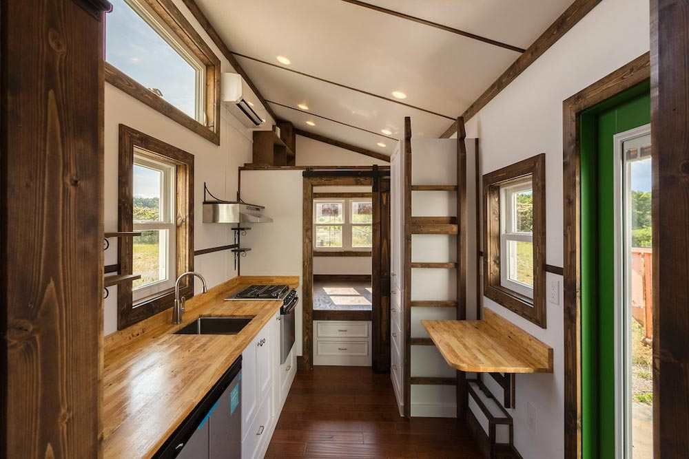 Fold Down Table - Borough by Tiny House Chattanooga