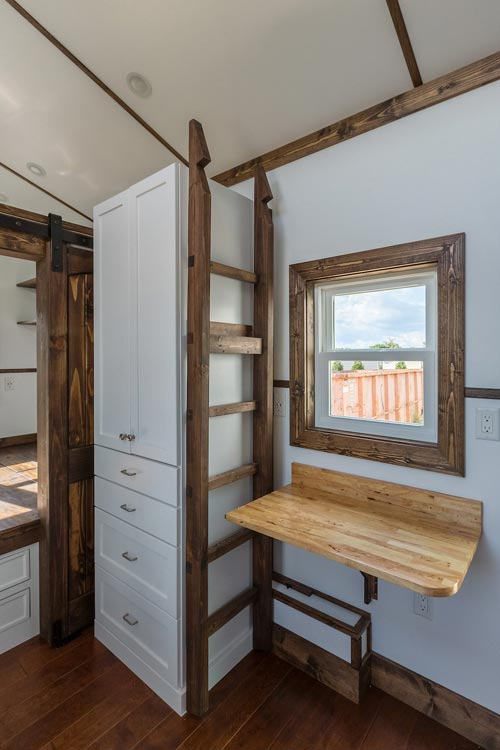 Table & Window - Borough by Tiny House Chattanooga