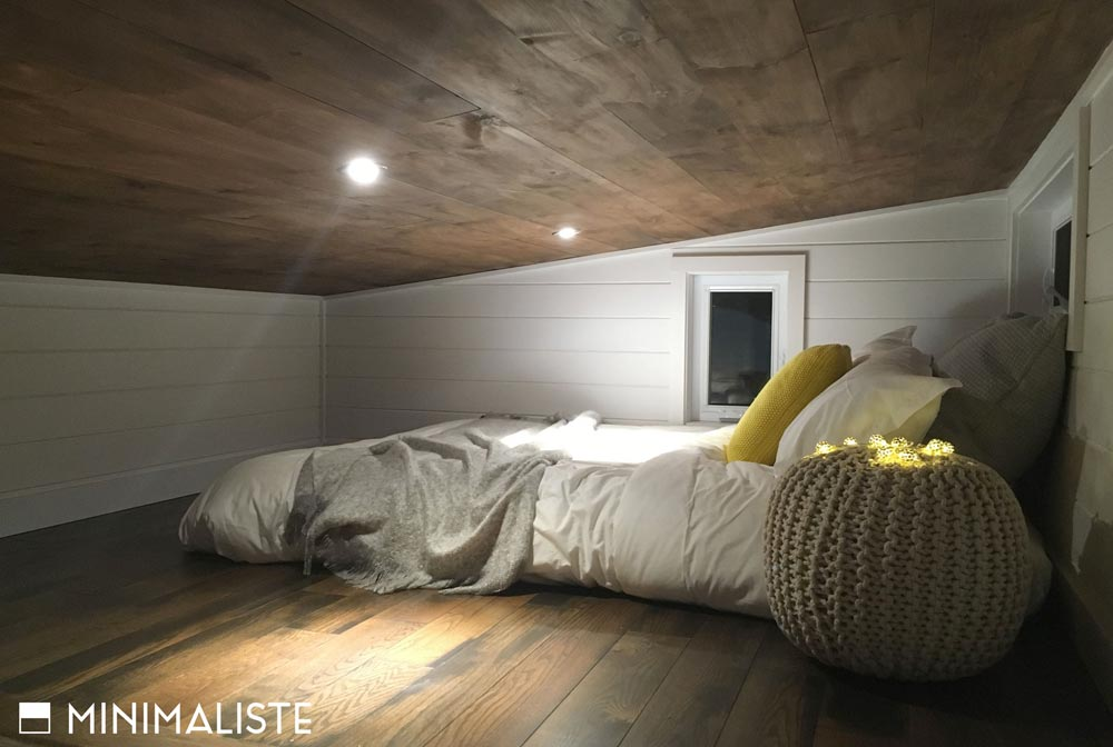 Bedroom Loft - Chene by Minimaliste