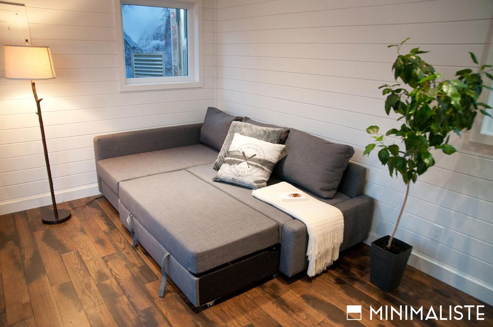 Convertible Couch - Chene by Minimaliste