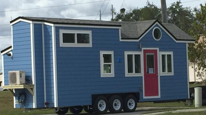 California Cruiser by Cornerstone Tiny Homes