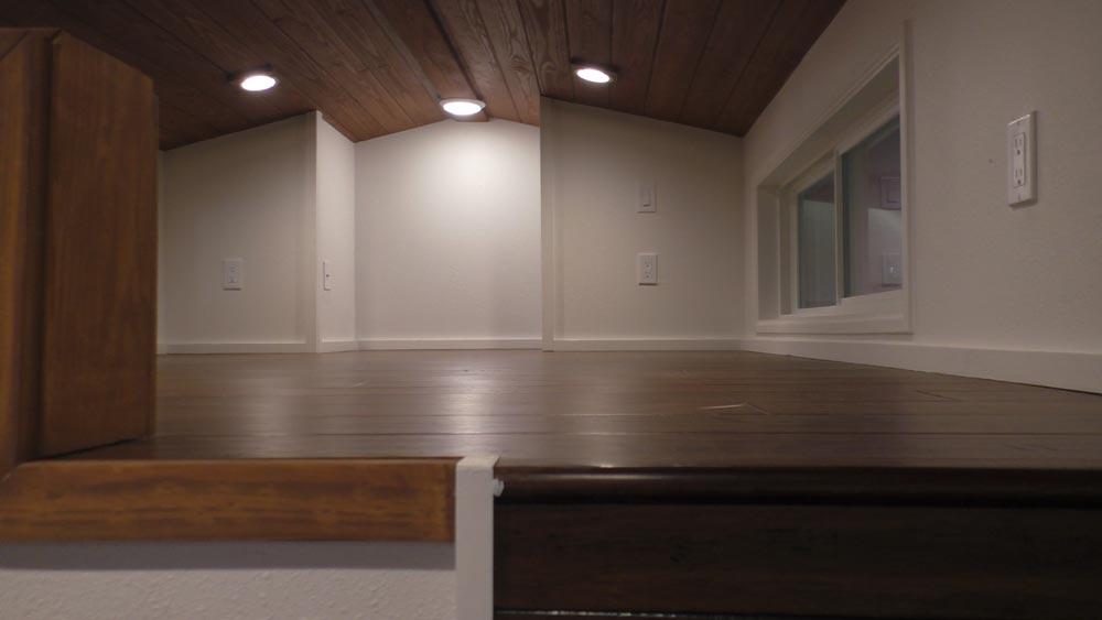 Bedroom Loft - California Cruiser by Cornerstone Tiny Homes