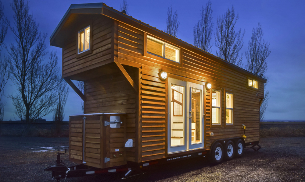 Custom Tiny 4 By Mint Tiny Homes Tiny Living