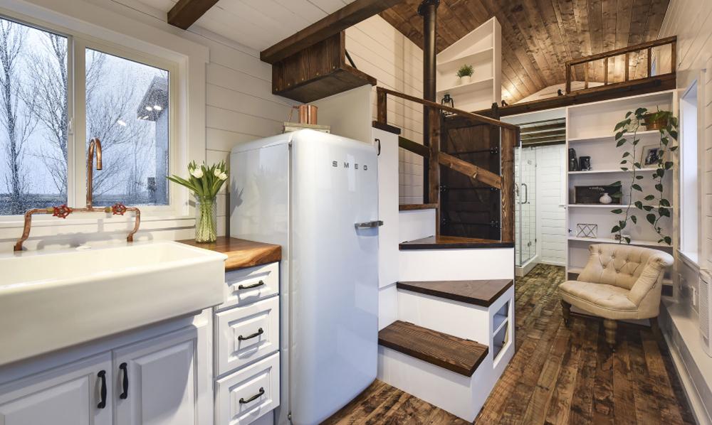 Custom Tiny 4 By Mint Tiny Homes Tiny Living