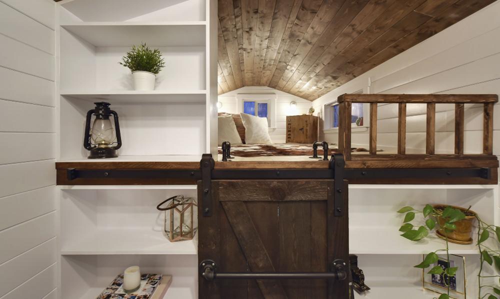 Storage Space - Custom Tiny #4 by Mint Tiny Homes