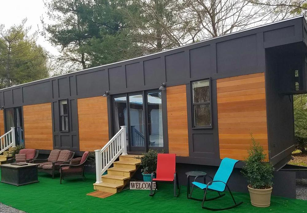 Park Model Tiny House - Dreamwood by Humble Homes