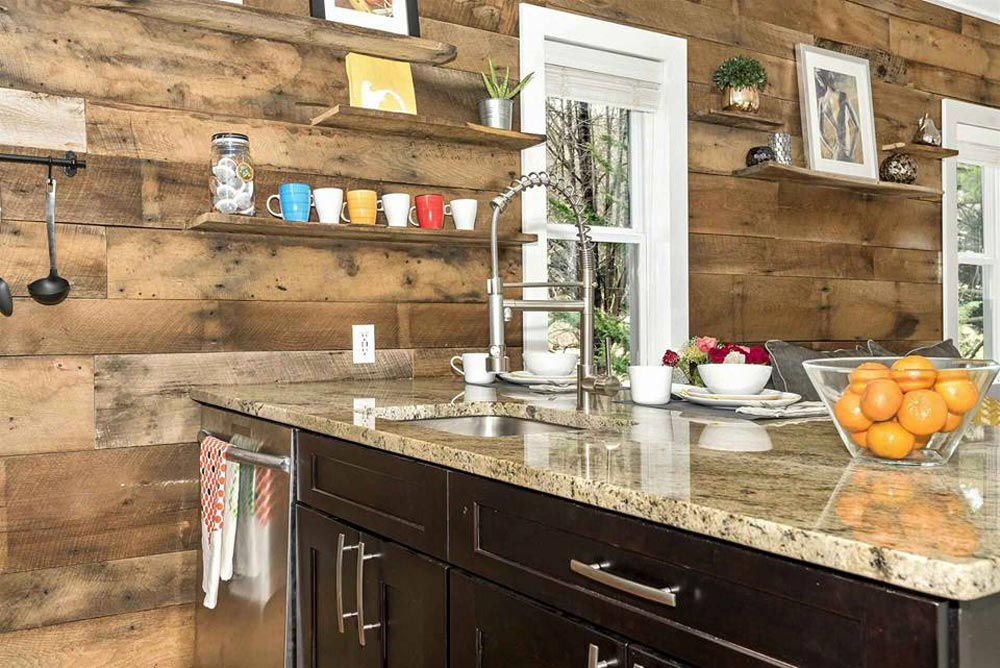 Kitchen Sink - Dreamwood by Humble Homes