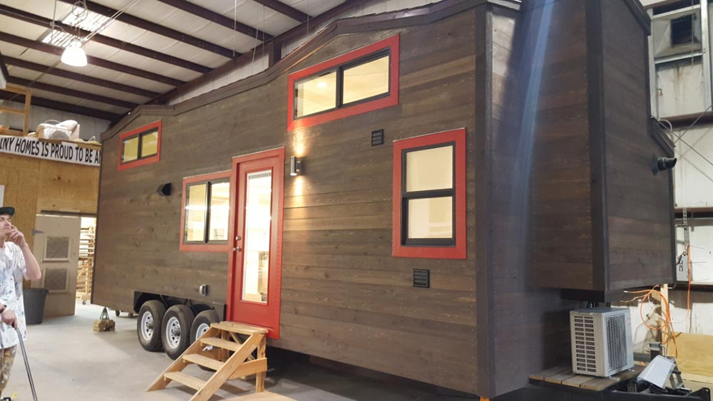 Family Friendly Fontana by Cornerstone Tiny Homes