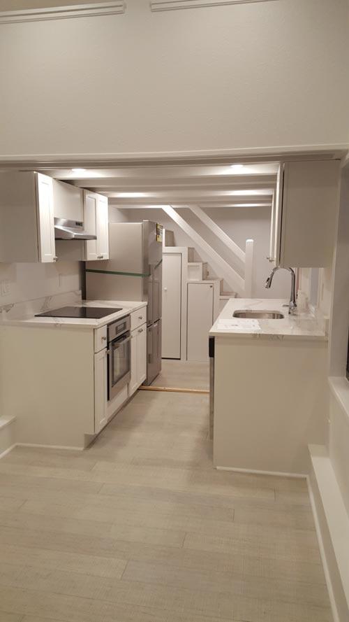 Kitchen - Family Friendly Fontana by Cornerstone Tiny Homes