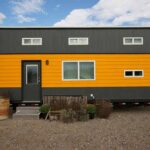 Retro Garage House by Southwest Tiny Homes