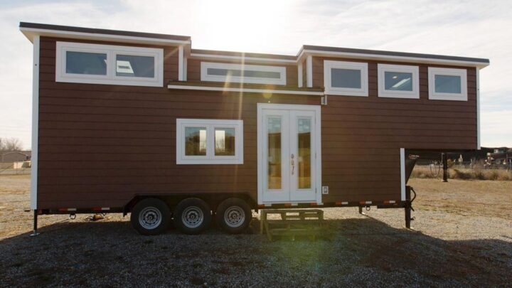 Lookout v2 by Tiny House Chattanooga