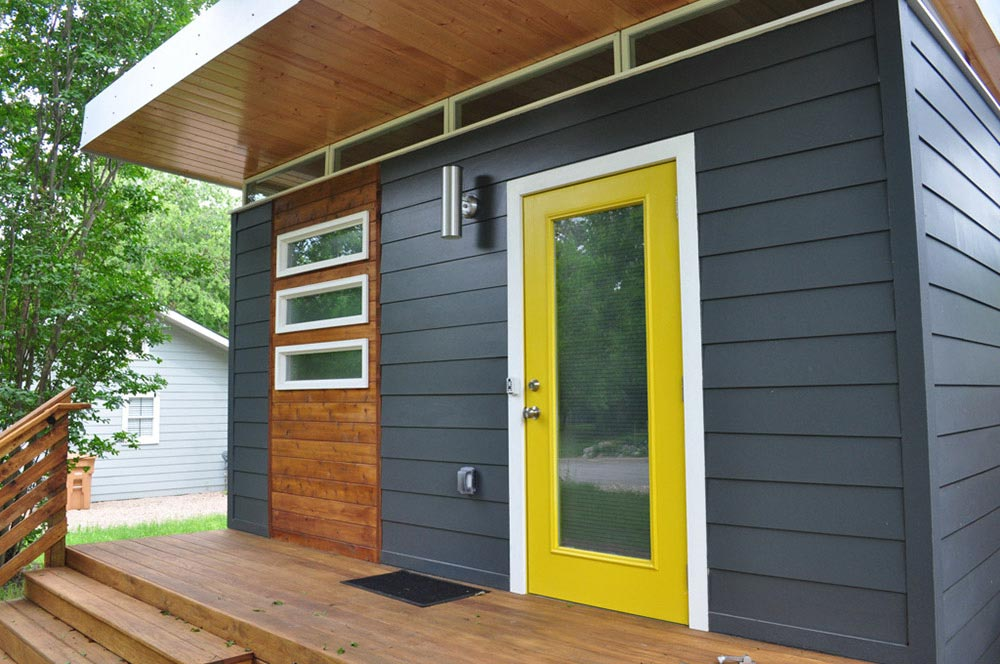 Fiber Cement Siding - Modern Dwelling by Kanga Room Systems