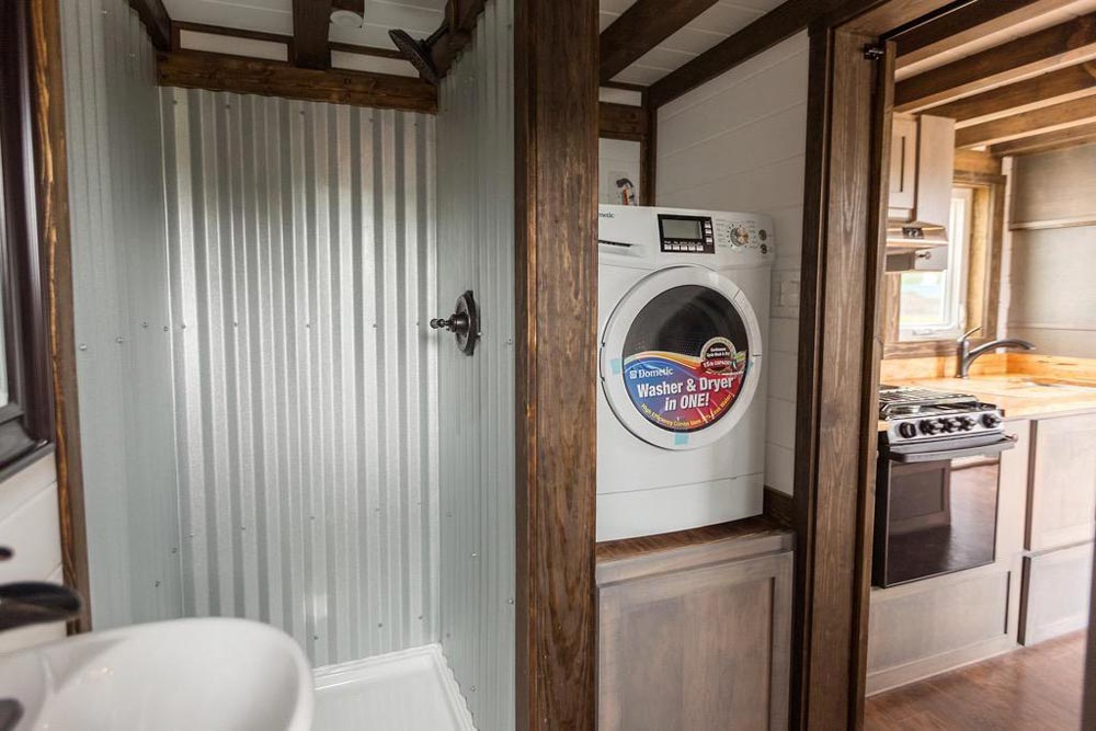 Washer/Dryer Combo - Outlander by Tiny House Chattanooga